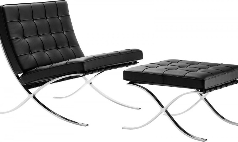 furniture designer Meet Some Of The Most Iconic Furniture Designers barcelona chair Mies