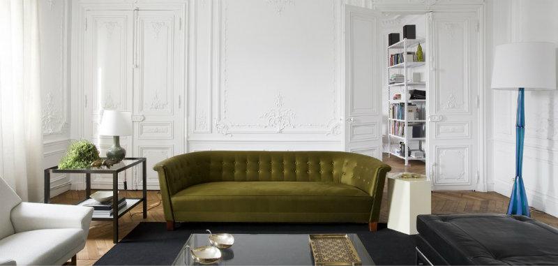 home design Eclectic Home Design in Paris by the Architect Luis Laplace luis lapace 15