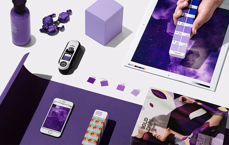 pantone Pantone Revealed 'Ultra Violet' As 2018 Color of The Year Pantone Revealed Ultra Violet As 2018 Color of The Year 7