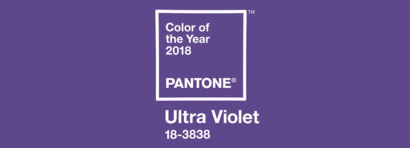 pantone Pantone Revealed 'Ultra Violet' As 2018 Color of The Year Pantone Revealed Ultra Violet As 2018 Color of The Year 8