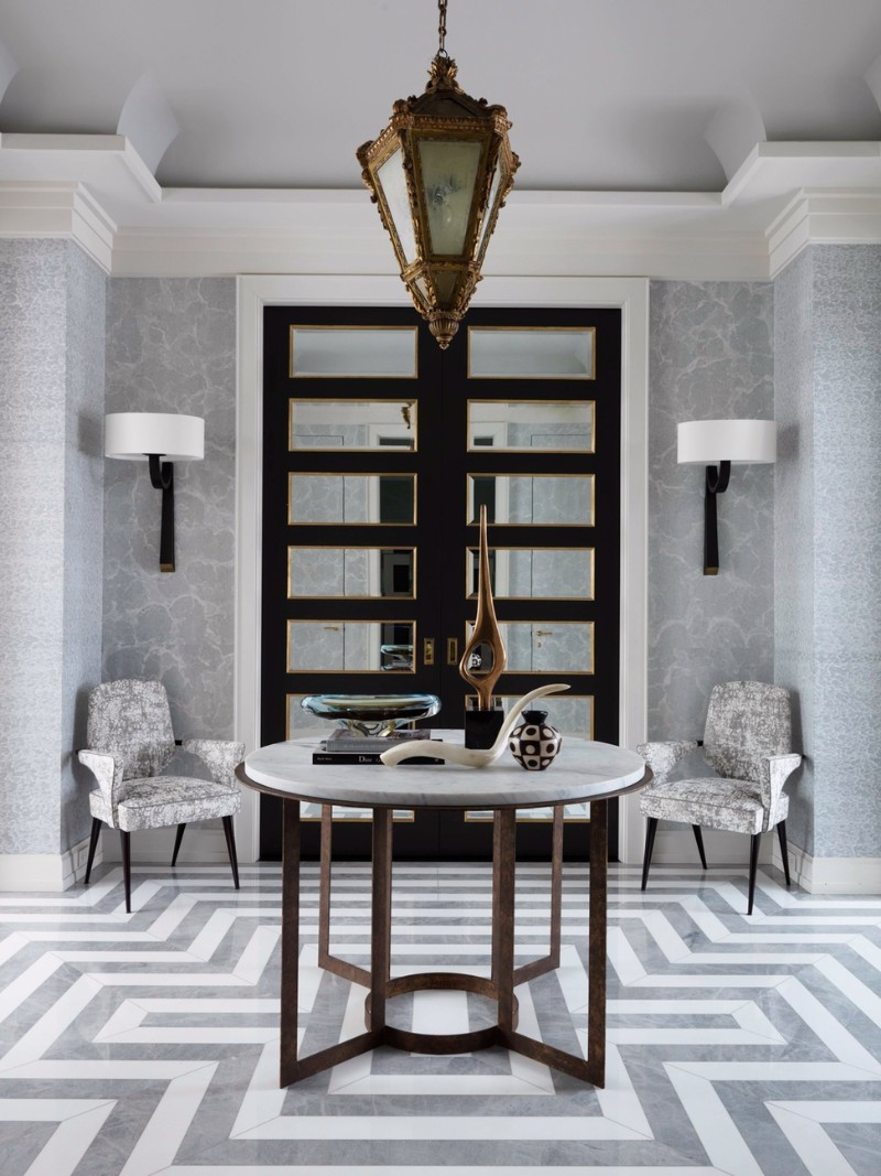 architectural digest Introducing 2018 AD100: Best Interior Designers by Architectural Digest jean louis
