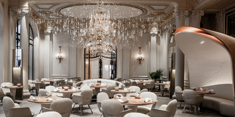 Fine dining best luxury restaurants in paris