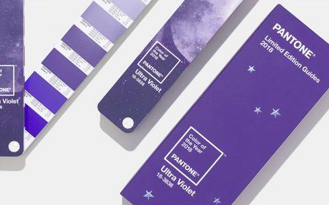 pantone Pantone Revealed 'Ultra Violet' As 2018 Color of The Year pantone color of the year 2018 480x300