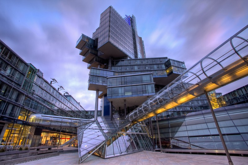 modern architecture buildings. Modern Architecture Architecture: Impressive Buildings That Challenge Gravity NORDLB Bank O