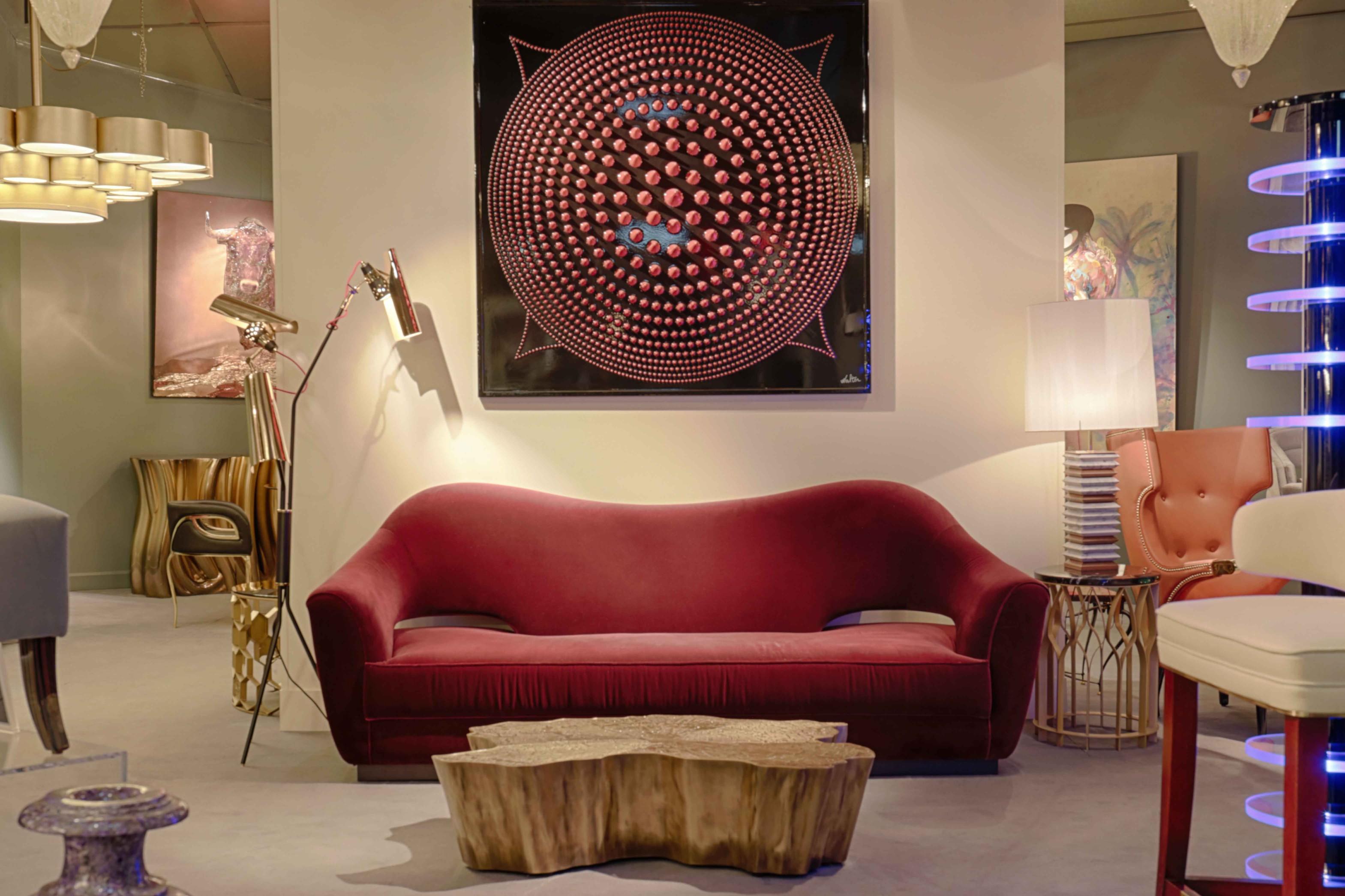 Furniture Tienda De Muebles En Barcelona Boca Do Lobo S  # Muebles Touch Design