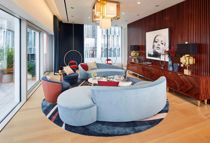 luxury penthouse Nova Building: 1960s Modernism's Luxury Penthouse Nova Building 1960s Modernisms Luxury Penthouse 11