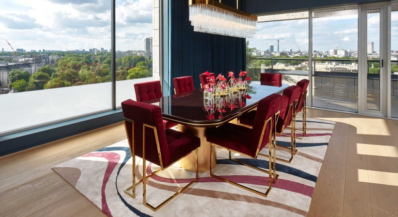 luxury penthouse Nova Building: 1960s Modernism's Luxury Penthouse Nova Building 1960s Modernisms Luxury Penthouse 14