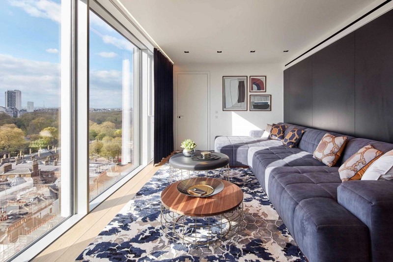 luxury penthouse Nova Building: 1960s Modernism's Luxury Penthouse Nova Building 1960s Modernisms Luxury Penthouse 2