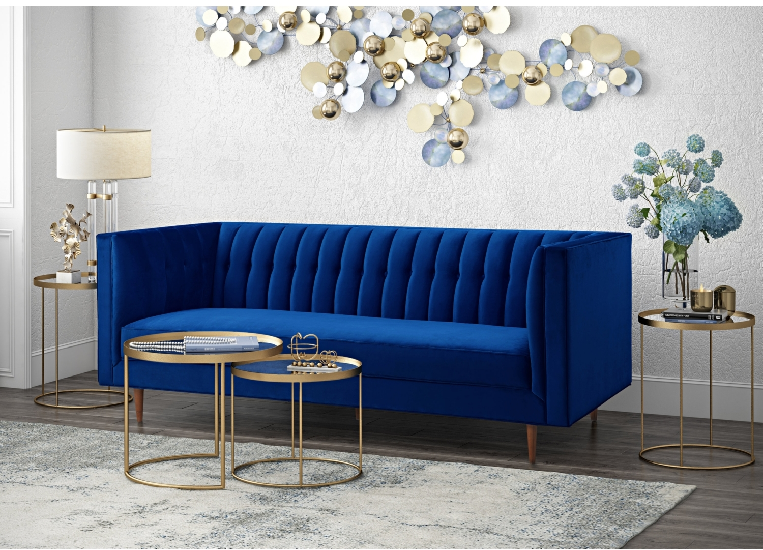 Trends 5: How To Use Velvet In Your Home Decoration