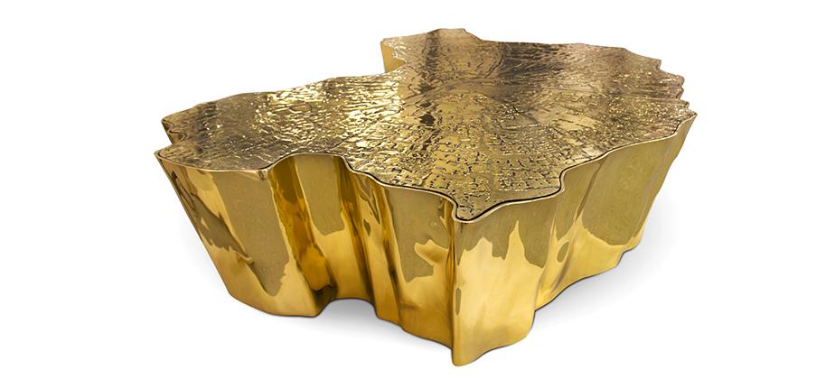 showroom Sneak Peak: The Newest Luxury Showroom of Covet Group in Paris eden center table gold table 01 1