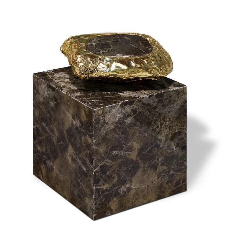 "luxury furniture The New State Of Art In 10 New Luxury Furniture Pieces stonehenge side table boca do lobo 01 HR maison et objet ""This is Not A Gallery"" Boca do Lobo's Concept for Maison et Objet'19 stonehenge side table boca do lobo 01 HR"