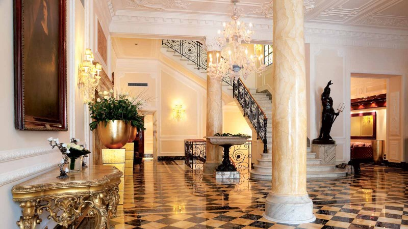 luxury hotel Luxury Hotels: Where To Stay In Milan, Italy Baglioni Hotel Carlton