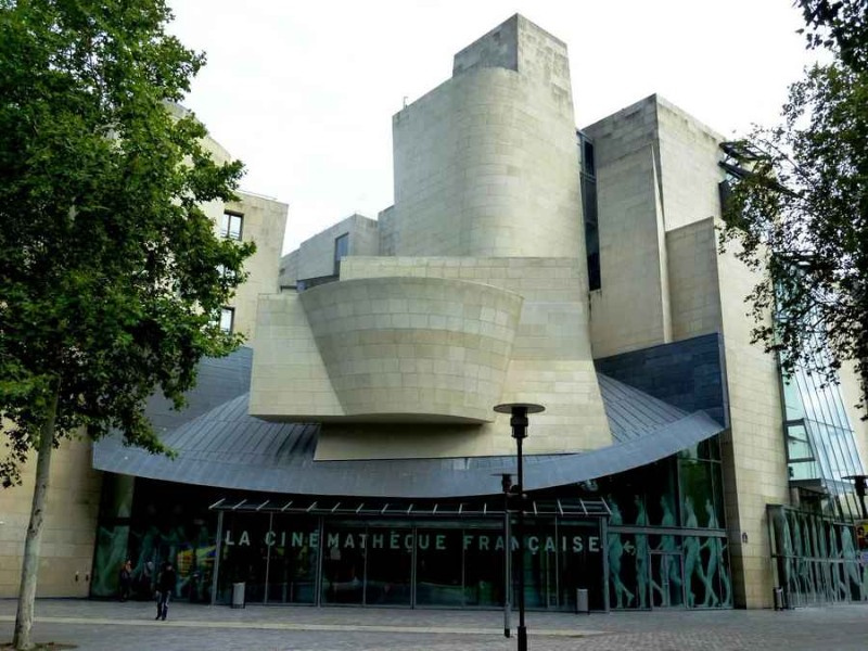 Top Modern Architectural Marvels By Frank Gehry