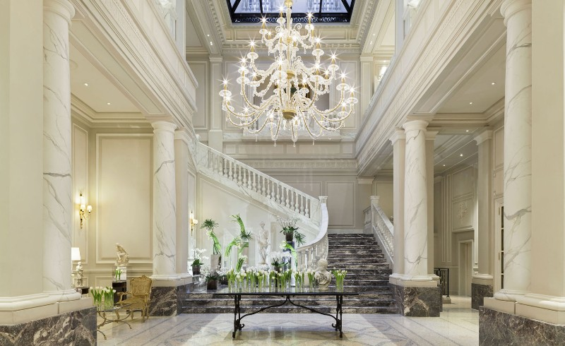 luxury hotel Luxury Hotels: Where To Stay In Milan, Italy Palazzo Parigi Hotel and Grand Spa 1