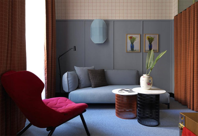 luxury hotel Luxury Hotels: Where To Stay In Milan, Italy Room Mate Giulia milan