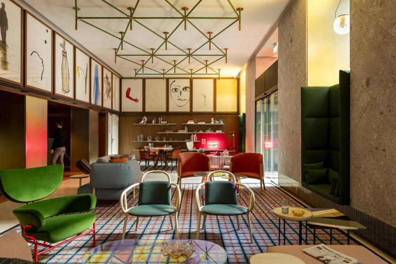 luxury hotel Luxury Hotels: Where To Stay In Milan, Italy Room Mate Giulia