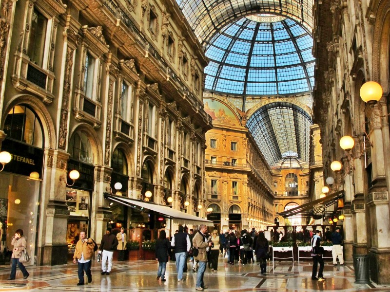 The top 5 milan shopping streets for Outlet near milan
