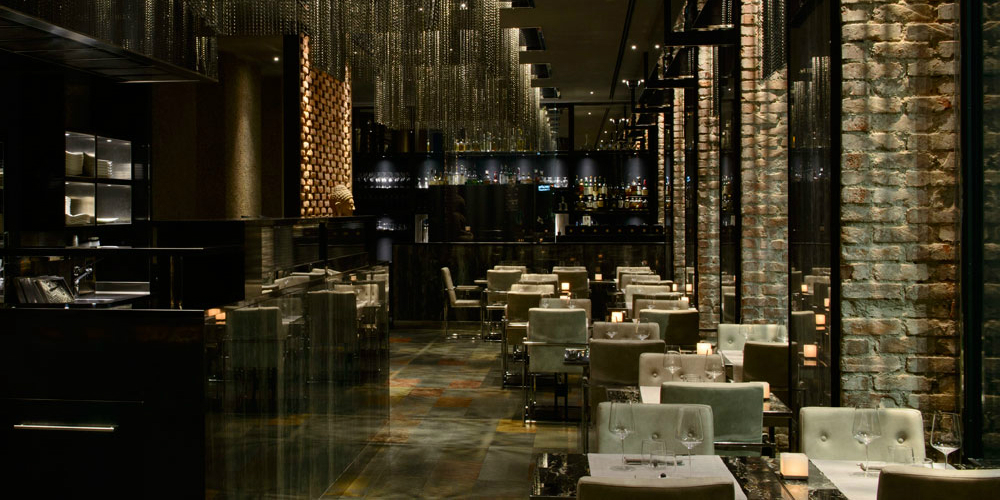 Luxury restaurants where to eat in milan during salone for Executive milano