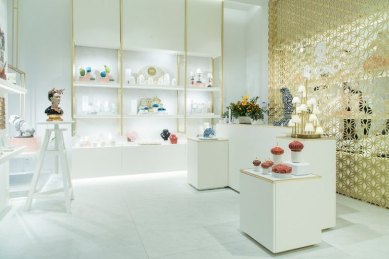 lladro Lladro And Boca Do Lobo Present An Innovative And Exclusive Lifestyle lladro new boutique in madrid 16 768x512