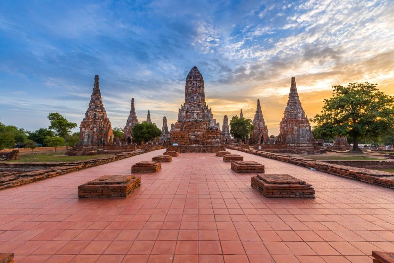 architecture Ultimate Guide to Touring the World's Best Architecture  Ayutthaya Temple Complex