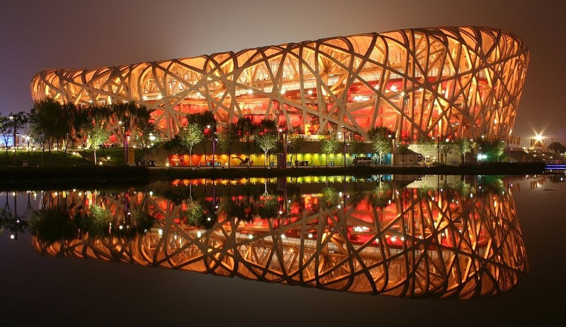 architecture Ultimate Guide to Touring the World's Best Architecture  Beijing National Stadium