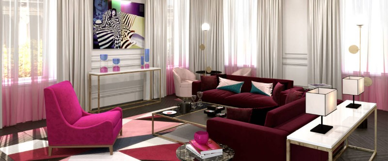 luxury hotel Discover the Best Designed Luxury Hotels Opening This Summer Fauchon Paris