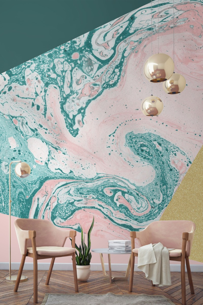 green marble Green Marble: One of The Hottest Interior Trends for Summer 2018 Green Marble One of The Hottest Interior Trends for Summer 2018 15