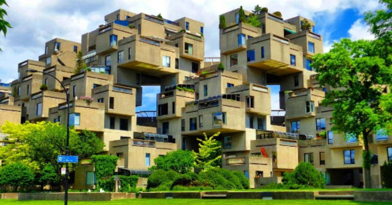 architecture Ultimate Guide to Touring the World's Best Architecture  Habitat 67