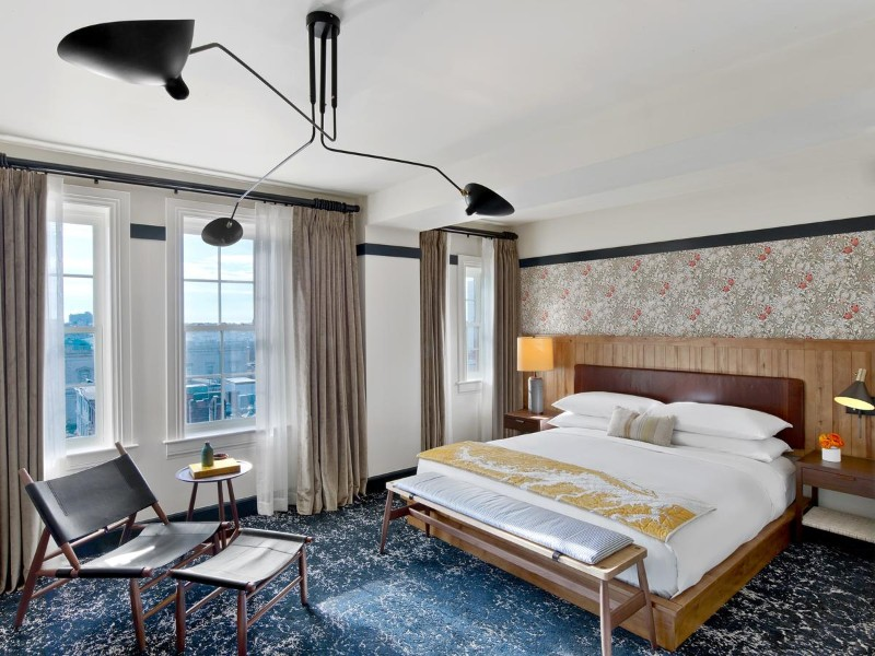 luxury hotel Discover the Best Designed Luxury Hotels Opening This Summer Hotel Revival Baltimore