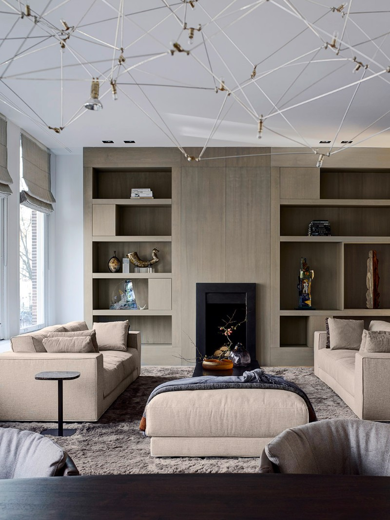 Inside canal house amsterdam by piet boon for Interieur design amsterdam