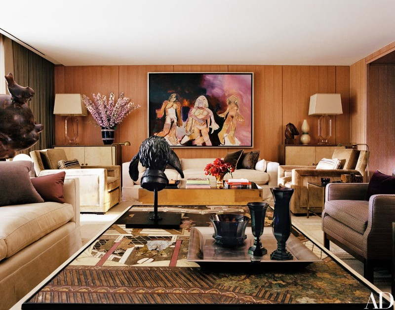 fashion designer, Marc Jacobs, New York townhouse, luxury home, designer furniture, artwork, Art Deco furniture, contemporary art, interior designers, Paul Kasmin Gallery, Sotheby's, Jane Holzer marc jacobs Inside Marc Jacobs's New York Townhouse Inside Marc Jacobs   s New York Townhouse 4
