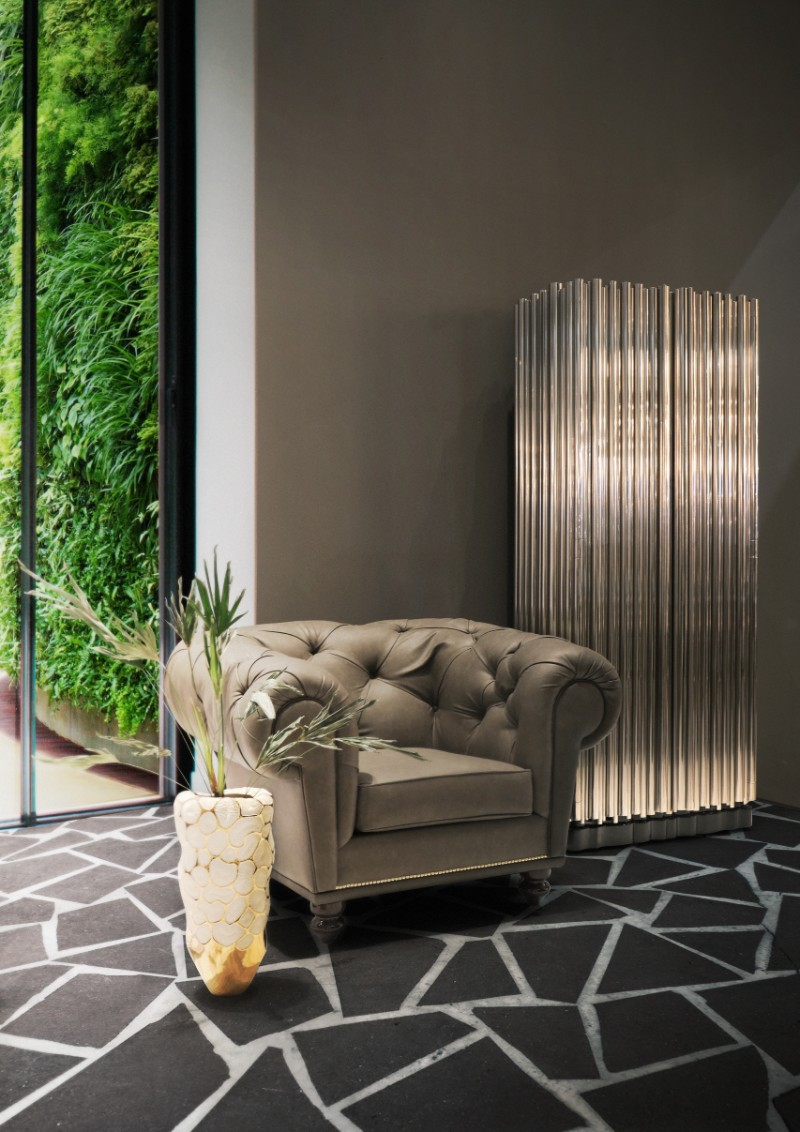 tropical prints Interior Design Trends 2018: Tropical Prints Interior Design Trends 2018 Tropical Prints 12