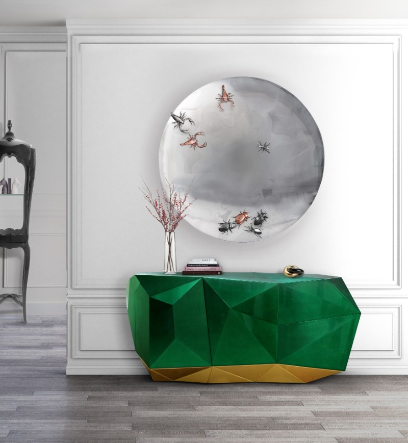 tropical prints Interior Design Trends 2018: Tropical Prints Interior Design Trends 2018 Tropical Prints 13