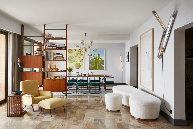 luxury apartment Luxury Apartment: Glamour Meets Whimsy Inside A '70s-Era Monaco Home Luxury Apartment Glamour Meets Whimsy Inside A 70s Era Monaco Home 5