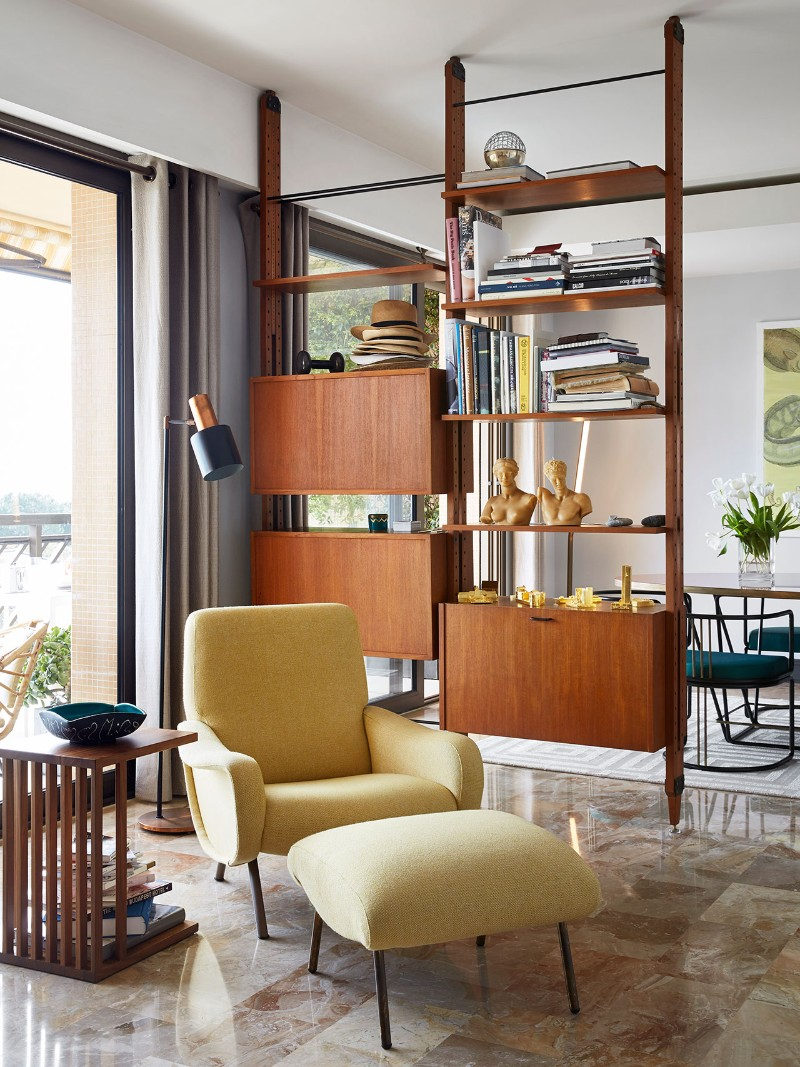 luxury apartment Luxury Apartment: Glamour Meets Whimsy Inside A '70s-Era Monaco Home Luxury Apartment Glamour Meets Whimsy Inside A 70s Era Monaco Home 8