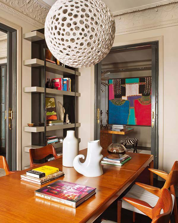 luxury house Luxury House in Madrid With a Contemporary Art Collection Luxury House in Madrid With a Contemporary Art Collection 5