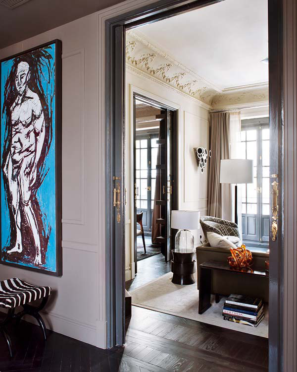 luxury house Luxury House in Madrid With a Contemporary Art Collection Luxury House in Madrid With a Contemporary Art Collection 8