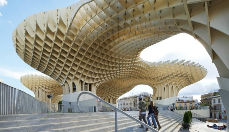 architecture Ultimate Guide to Touring the World's Best Architecture  Metropol Parasol
