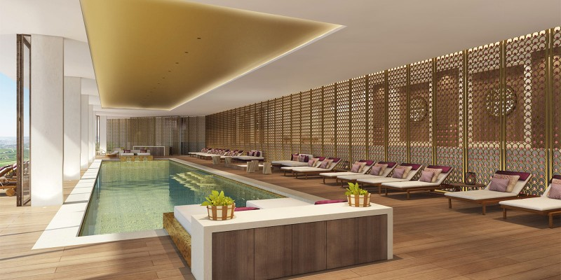 luxury hotel Discover the Best Designed Luxury Hotels Opening This Summer Royal Champagne Hotel Spa Champagne France