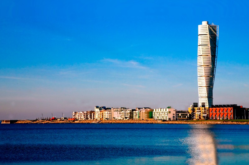 architecture Ultimate Guide to Touring the World's Best Architecture  Turning Torso