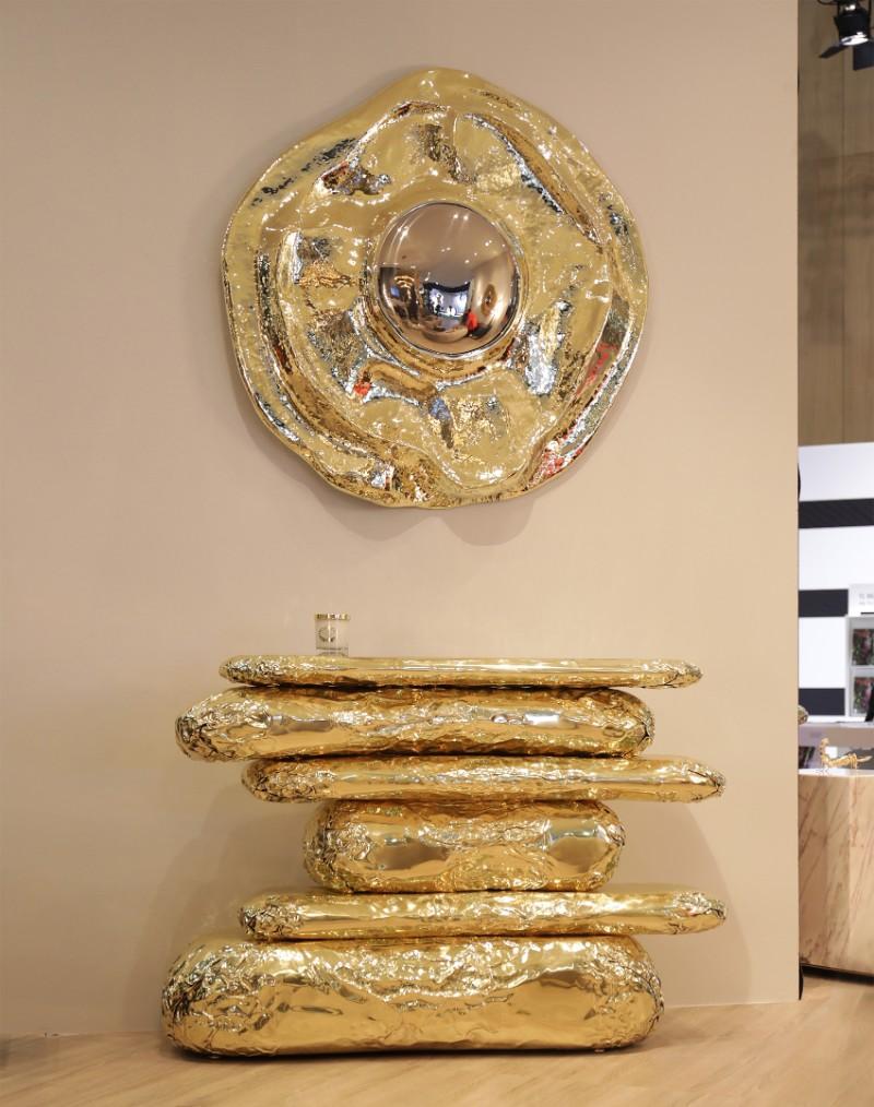 luxury furniture Luxury Furniture: Stonehenge Series by Boca do Lobo bl maison et objet 08 HR 1