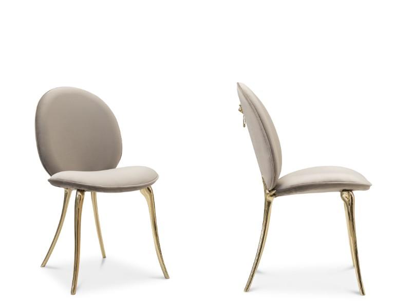 chair Born in A Glamorous Celebration: Boca do Lobo Reveals Soleil Chair soleil chair 07 HR horz