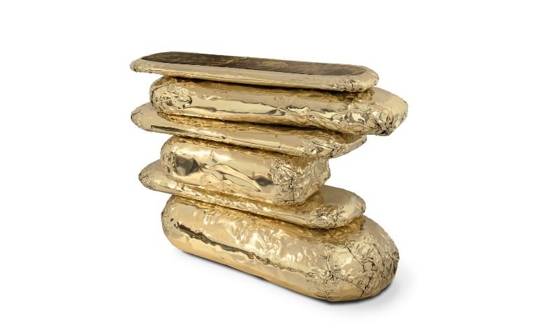 luxury furniture Luxury Furniture: Stonehenge Series by Boca do Lobo stonehenge console boca do lobo 02 HR