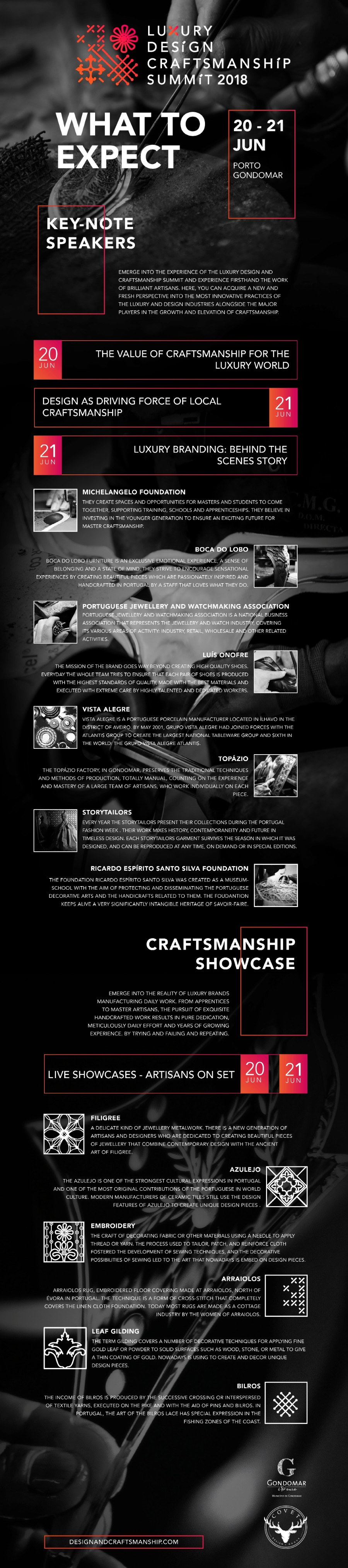 Craftsmanship Discover Who Are The Speakers at Luxury Design & Craftsmanship Summit 2018 Luxury Design Craftsmanship Summit 2018 Discover The Speakers 1 1
