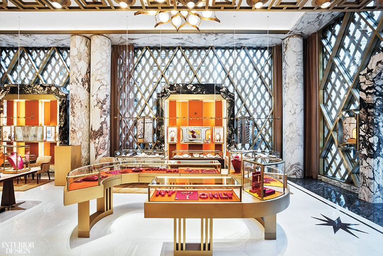 peter marino Peter Marino Renovates Bulgari's Flagship in New York Peter Marino Renovates Bulgari New York 10