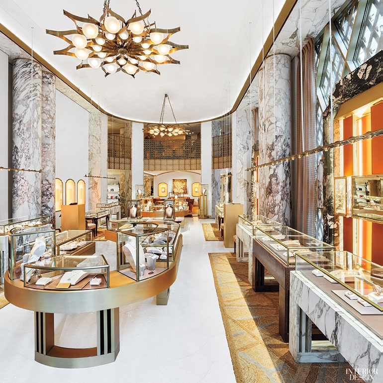 peter marino Peter Marino Renovates Bulgari's Flagship in New York Peter Marino Renovates Bulgari New York 11