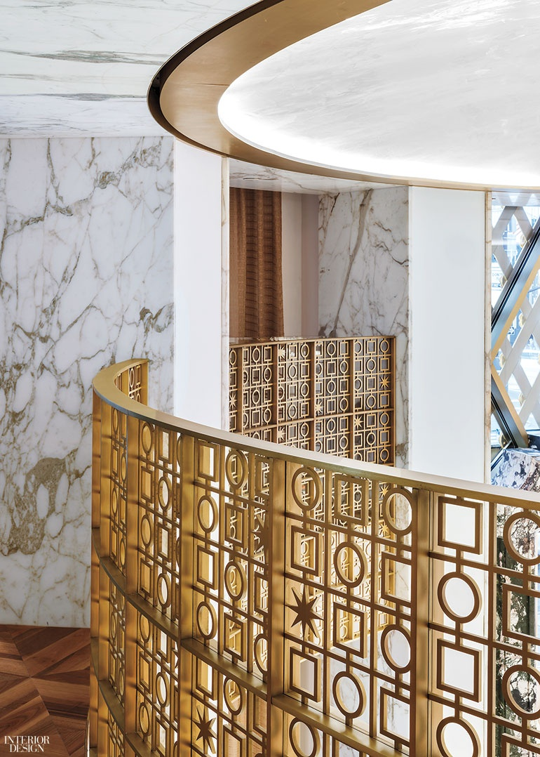 peter marino Peter Marino Renovates Bulgari's Flagship in New York Peter Marino Renovates Bulgari New York 14
