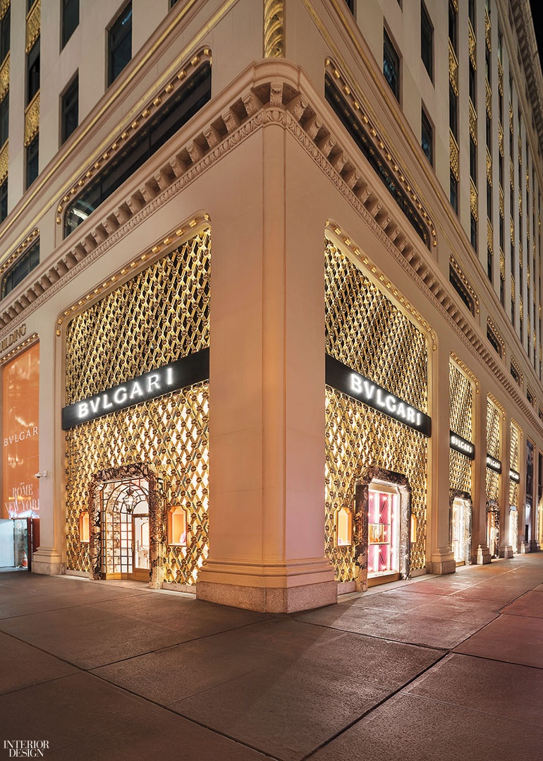 peter marino Peter Marino Renovates Bulgari's Flagship in New York Peter Marino Renovates Bulgari New York 18