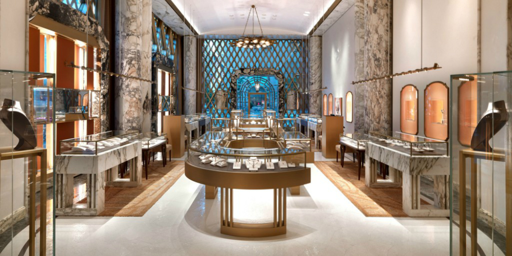 Peter Marino Renovates Bulgari S Flagship In New York