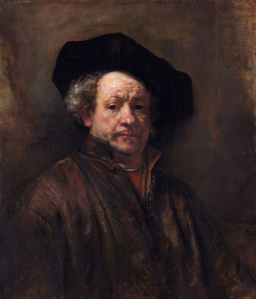 Most Famous Artists The 10 Most Famous Artists Of All Time Rembrandt
